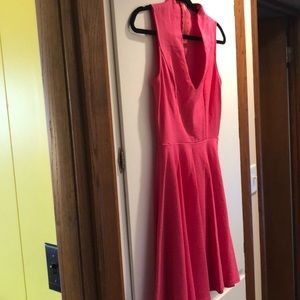 Hot Pink Francesca's Dress